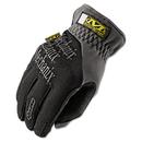 Mechanix Wear MNXMFF05011 Fastfit Work Gloves, Black, Extra-Large