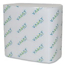 Morcon Tissue 4500VN Valay Interfolded Napkins, 2-Ply, 6.5 x 8.25, White, 500/Pack, 12 Packs/Carton