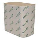 Morcon Tissue 5000VN Valay Interfolded Napkins, 2-Ply, 6.5 x 8.25, Kraft, 6,000/Carton