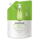 Method MTH00651 Gel Hand Wash Refill, Green Tea & Aloe, 34 Oz Pouch