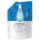 Method MTH00653 Gel Hand Wash Refill, Sea Minerals, 34 Oz Pouch
