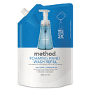 Method MTH00667 Foaming Hand Wash Refill, Sea Minerals, 28 Oz Pouch