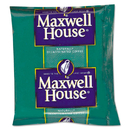 Maxwell House MWH390390 Coffee, Original Roast Decaf, 1.1oz Pack, 42/carton