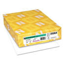 NEENAH PAPER NEE05064 Environment Pcf Recycled Paper, 24lb, 95 Bright, 8 1/2 X 11, 500 Sheets