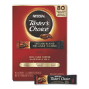 Nescafé NES15782 Taster's Choice Stick Pack, Premium Choice, 80/box