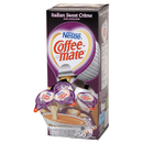 Coffee-mate 5000084652 Liquid Coffee Creamer, Italian Sweet Creme, 0.375oz Mini Cups, 50/Bx, 4 Box/CT