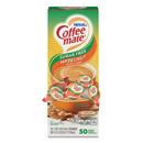 Coffee mate NES98468BX Liquid Coffee Creamer, Sugar-Free Hazelnut, 0.38 oz Mini Cups, 50/Box