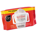 Sani Professional M30472 Table Turners No-Rinse Sanitizing Wipes, 9