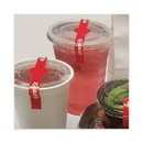 National Checking Company P17SI2 SecureIT Tamper Evident Drink Lid Seal,