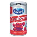 Ocean Spray OCS20450 Cranberry Juice Drink, Cranberry, 5.5 Oz Can