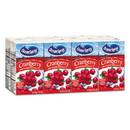 Ocean Spray OCE23855 Aseptic Juice Boxes, Cranberry, 4.2oz, 40/Carton