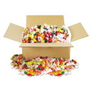 Office Snax 00603 Fancy Assorted Hard Candy, Individually Wrapped, 10 lb Value Size Box