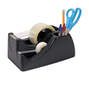 Officemate OIC96690 Recycled 2-In-1 Heavy Duty Tape Dispenser, 1