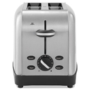 Oster TSSTTRWF2S Extra Wide Slot Toaster, 2-Slice, 8 x 12 7/8 x 8 1/2, Stainless Steel