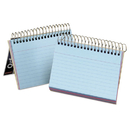 Oxford OXF40285 Spiral Index Cards, 3 X 5, 50 Cards, Assorted Colors