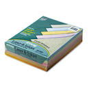 PACON CORPORATION PAC101079 Array Colored Bond Paper, 24lb, 8-1/2 X 11, Assorted Parchment, 500 Sheets/ream
