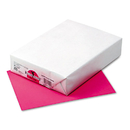 PACON CORPORATION PAC102052 Kaleidoscope Multipurpose Colored Paper, 24lb, 8-1/2 X 11, Hot Pink, 500 Shts/rm