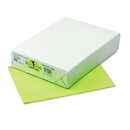 Pacon PAC102224 Kaleidoscope Multipurpose Colored Paper, 24lb, 8-1/2 X 11, Lime, 500/ream