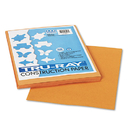 PACON CORPORATION PAC103023 Tru-Ray Construction Paper, 76 Lbs., 9 X 12, Tan, 50 Sheets/pack