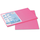 PACON CORPORATION PAC103045 Tru-Ray Construction Paper, 76 Lbs., 12 X 18, Shocking Pink, 50 Sheets/pack