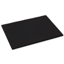 PACON CORPORATION PAC103093 Tru-Ray Construction Paper, 76 Lbs., 18 X 24, Black, 50 Sheets/pack