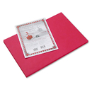 PACON CORPORATION PAC103614 Riverside Construction Paper, 76 Lbs., 12 X 18, Red, 50 Sheets/pack