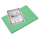 Pacon PAC103620 Riverside Construction Paper, 76 Lbs., 12 X 18, Green, 50 Sheets/pack