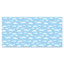 PACON CORPORATION PAC56465 Fadeless Designs Bulletin Board Paper, Clouds, 48