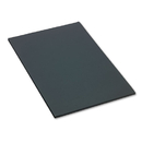 PACON CORPORATION PAC6323 Construction Paper, 58 Lbs., 24 X 36, Black, 50 Sheets/pack