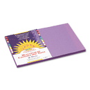 PACON CORPORATION PAC7207 Construction Paper, 58 Lbs., 12 X 18, Violet, 50 Sheets/pack