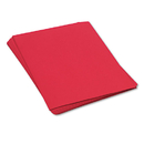 PACON CORPORATION PAC9917 Construction Paper, 58 Lbs., 18 X 24, Holiday Red, 50 Sheets/pack