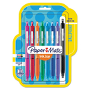 Paper Mate 1945921 InkJoy 300 RT Retractable Ballpoint Pen, 1mm, Assorted, 8/Pack