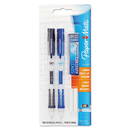SANFORD INK COMPANY PAP34666PP Clear Point Mechanical Pencil Starter Set, 0.5 Mm, Randomly Assorted, 2/set