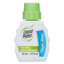 SANFORD INK COMPANY PAP5640115 Fast Dry Correction Fluid, 22 Ml Bottle, White, 1/dozen