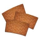 Dopaco PCTDSLVBRN Kraft Hot Cup Sleeves, Fits 10 oz to 24 oz Cups, Brown, 1,000/Carton