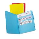 Pendaflex PFX10773 Divide It Up File Folder, Multi Section, 1/2 Cut Tab, Letter, Assorted, 12/pack