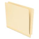 Pendaflex PFX11035 Laminate Spine Shelf File Folder, Straight Tab, 11 Pt Manila, Letter, 100/box