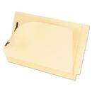 Pendaflex PFX13220 Laminated Spine End Tab Folder With 2 Fasteners, 11 Pt Manila, Legal, 50/box