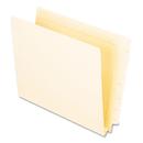 Pendaflex PFX16625 End Tab Expansion Folders, Straight Cut End Tab, Letter, Manila, 50/box