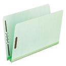 Pendaflex PFX17180 Pressboard Folders, 2 Fasteners, 2