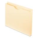 Pendaflex PFX22150 Reinforced Top Tab File Jacket, 1 1/2 Inch Expansion, Letter, Manila, 50/box