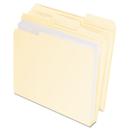 Pendaflex PFX54459 Doublestuff File Folders, 1/3 Cut, Letter, Manila, 50/pack