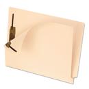 Pendaflex PFX62714 End Tab Fastener Folders, Two Fastener, Letter, Manila, 50/box