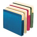 Pendaflex PFX90164 Recycled Paper Color File Pocket, Letter, 4 Colors, 4/pack
