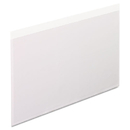 Pendaflex PFX99377 Self-Adhesive Pockets, 5 X 8, Clear Front/white Backing, 100/box