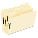 Pendaflex PFXFM313 Fastener Folders, 2 Fasteners, 1/3 Cut Tabs, Legal, Manila, 50/box