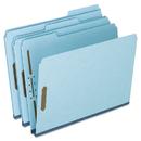 Pendaflex PFXFP213 Pressboard Folders, 2 Fasteners, 1