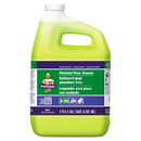 Mr. Clean PGC02621CT Finished Floor Cleaner, Lemon Scent, One Gallon Bottle, 3/carton