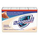 Safeguard PGC08833 Antibacterial Bath Soap, Beige, 4oz Bar, 48/carton
