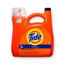 Tide 40365 HE Laundry Detergent, Original Scent, 96 Loads, 138 oz Pump Bottle, 4/Carton